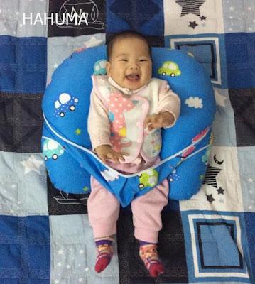 Gối cho bé chống trào ngược Hahuma CT507