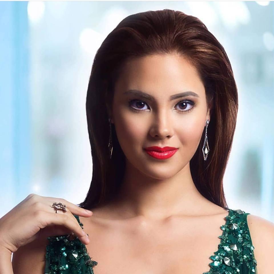 Ariella Ferrer pageant junkie: march 2018