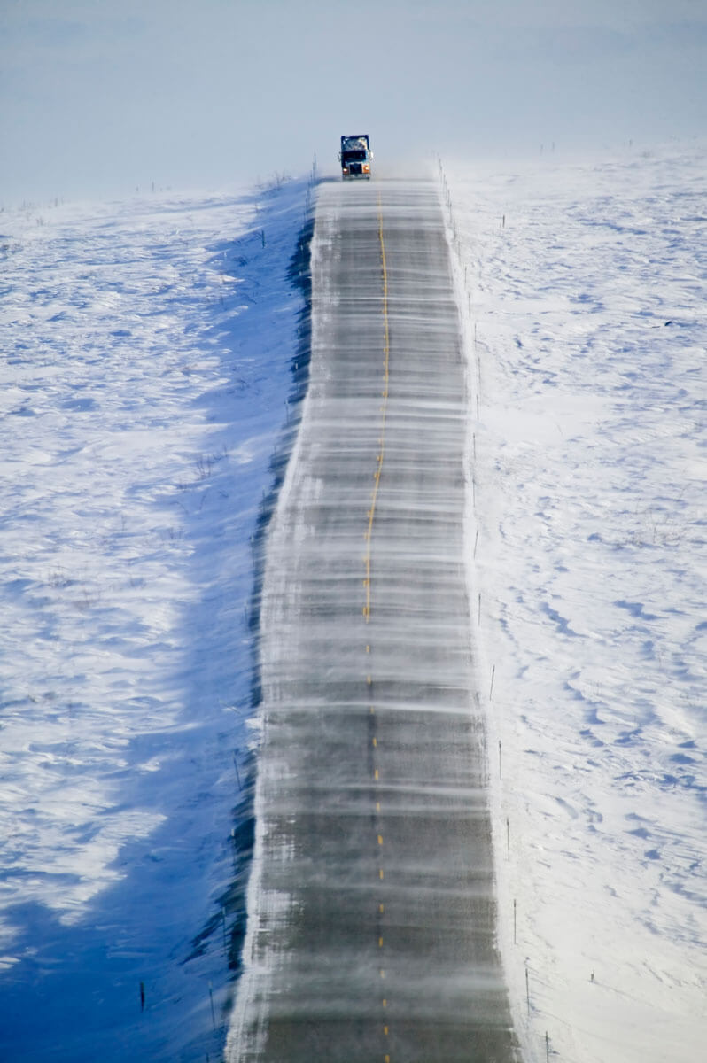 The 15 Most Hazardous Roads In The World - Dalton Highway, Alaska