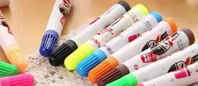 الألوان الفلوماستر