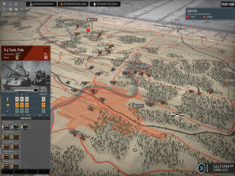 Steel Division 2 Highly Compressed Free Download