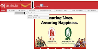 how can you pay PLI online payment