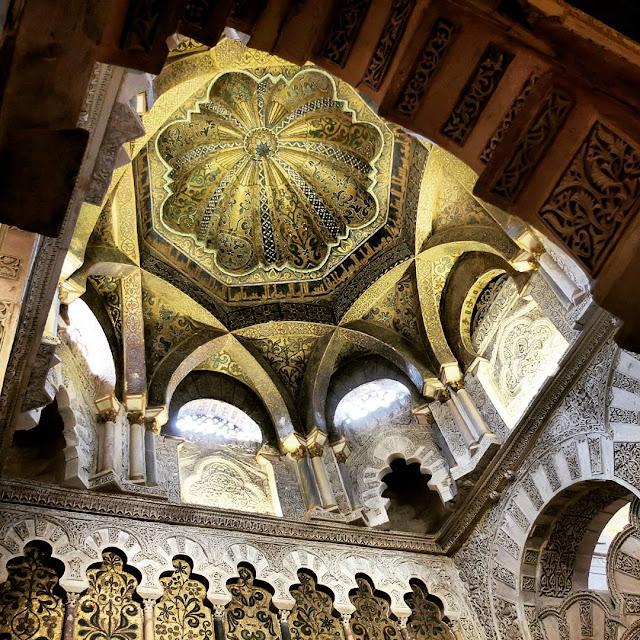 Masjid Cordoba, Masjid yang 'Bertransformasi' Jadi Gereja