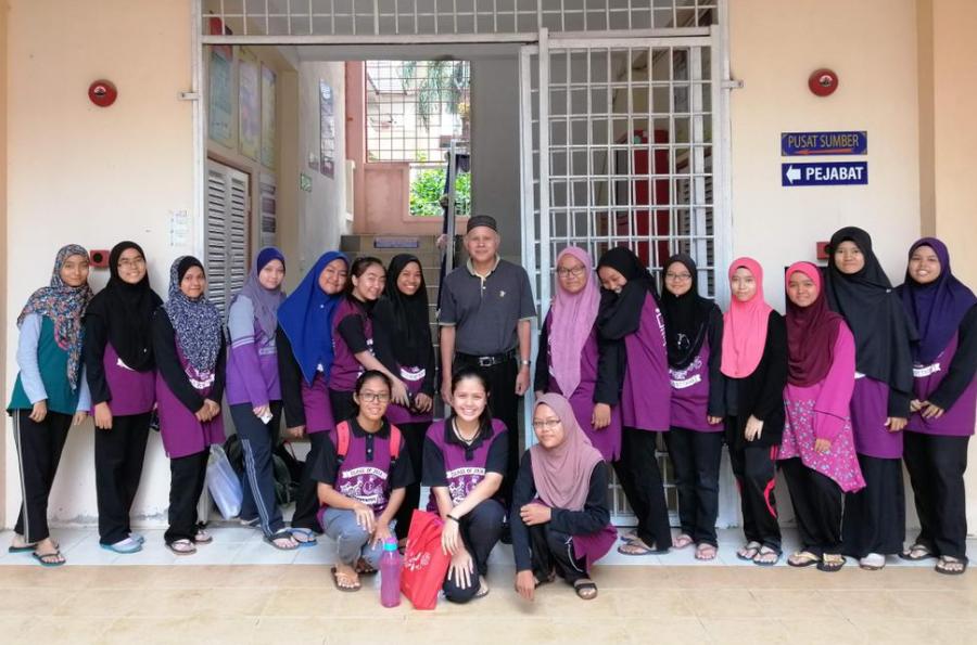 Cikgu Mazlan Untuk Anugerah Guru Inspirasi McDonald's 2021
