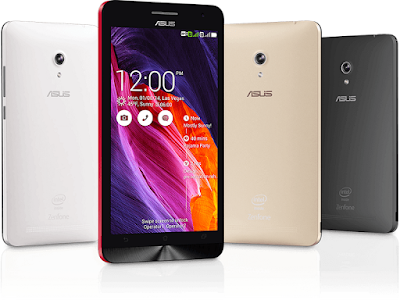 Image Asus ZenFone 6 A600CG Firmware Driver