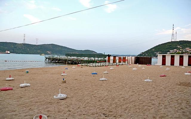 istanbulda kadınlara ayrılan özel plaj
