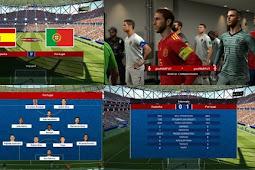 FIFA World Cup Scoreboard - PES 2019