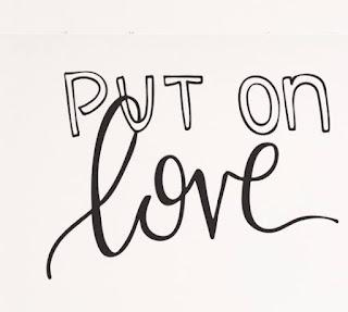 Put On Love - Catholic Daily Reading + Reflection, 9 September 2021