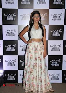 Actress Pooja Hegde New Pos at LFW Summer 2017  0007.jpg
