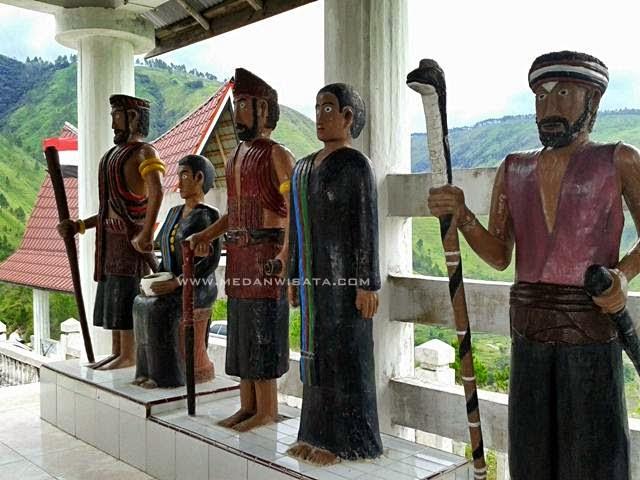 Perkampungan Si Raja Batak