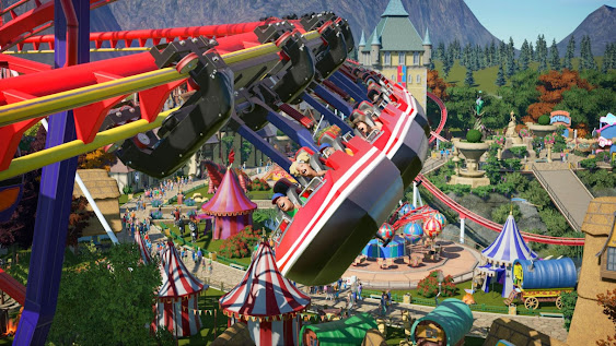Planet Coaster Review console Edition