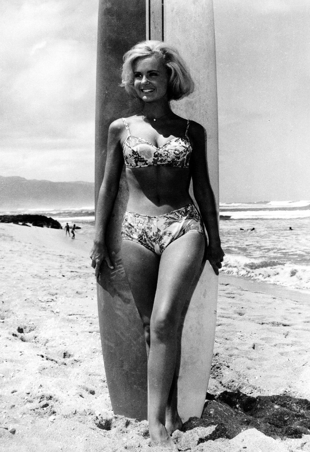 Shelley fabares in a bikini