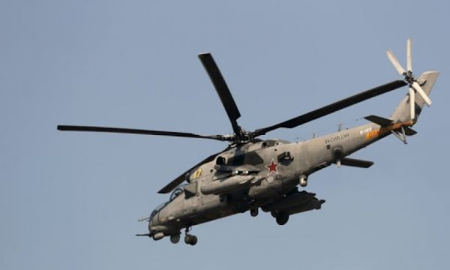Serbia gets new helicopters from Russia