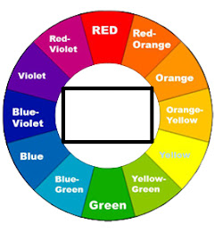 """Challenge #461 - Color Wheel """"Double Complementary Rectangle"""""""