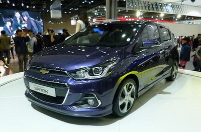 all The new Chevrolet Spark Cars