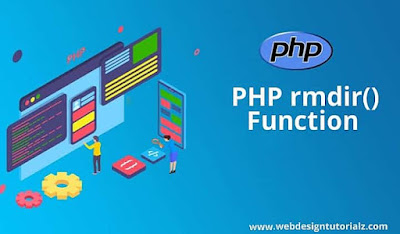 PHP rmdir() Function
