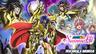 Saint Seiya - Saintia Sho 010/??? Audio: Japones Sub: Español Servidor: Mega/Mediafire