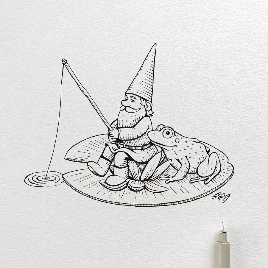 10-Fishing-with-master-gnome-Steve-Habersang-www-designstack-co
