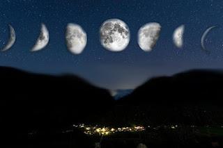 منازل القمر