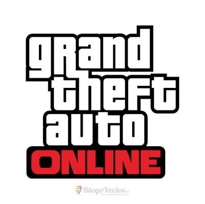 Grand Theft Auto Online Logo Vector