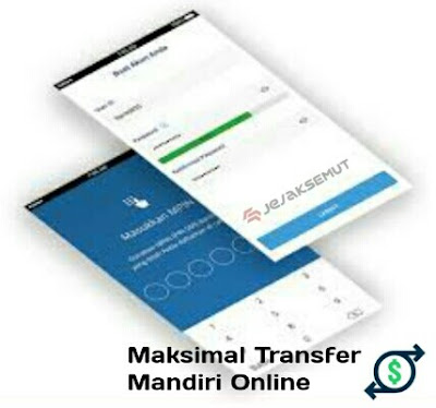 limit transfer mandiri online