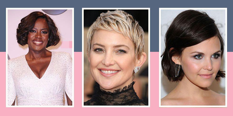 25 Short Haircuts Hairstyles Bergaya Artis Hollywood Yang Lagi Ngetren