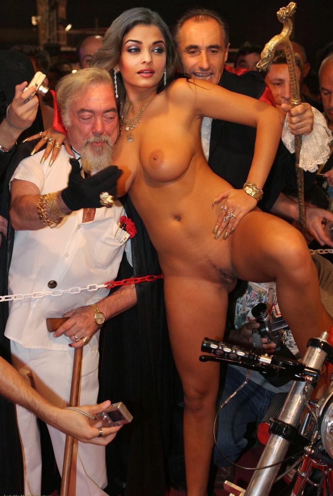 Aishwarya Rai Nude And Topless Fake Photos 39