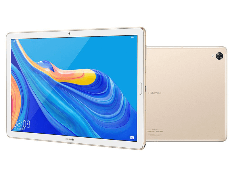 Huawei announces MediaPad M6 with 2K displays, Kirin 980 and 4G LTE