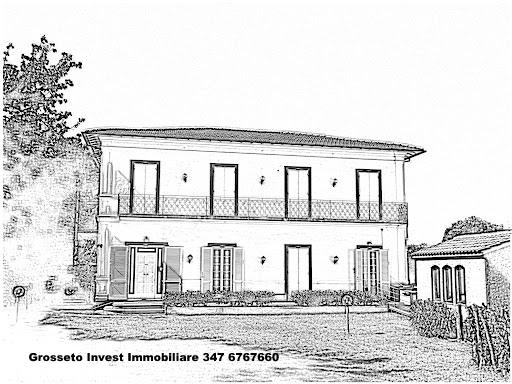 villa-vendita-grosseto-centrale, Villa monofamiliare centro di Grosseto con grande giardino,