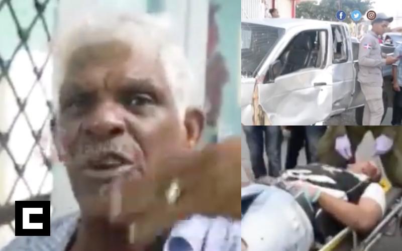 Video: Cuatro heridos tras camioneta impactar contra una pasola en SFM