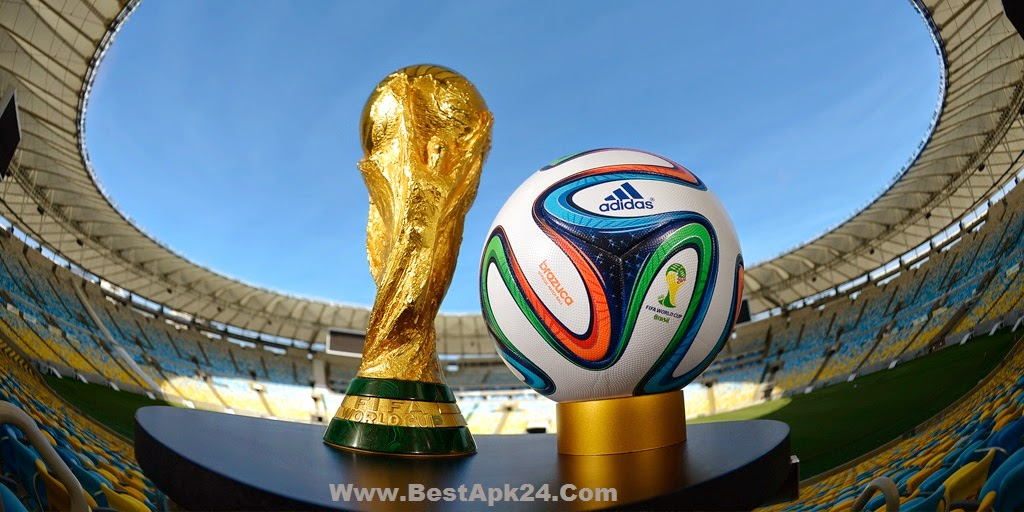 Watch FIFA World Cup 2014 live