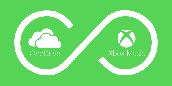 You can now add your MP3 files to OneDrive and play your music on Xbox Music