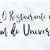 #Resenha: O Restaurante no Fim do Universo - Douglas Adams #FevereirovoudeArqueiro
