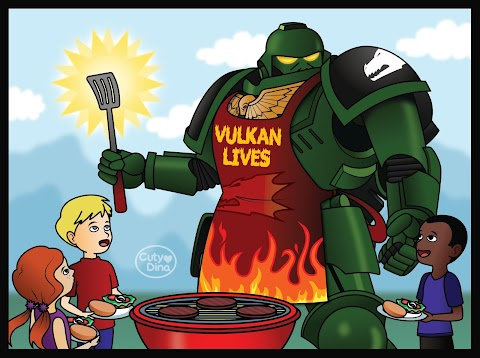 Salamanders Barbecue