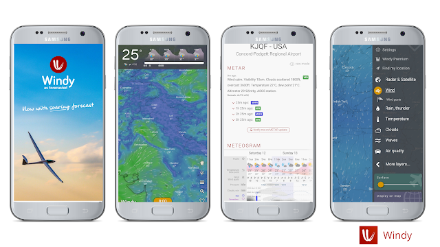 Windy, best weather app for Android