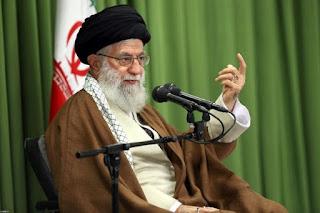 Pemimpin Tertinggi Negara Syiah Iran Ali Khamenei Dikabarkan Sakit