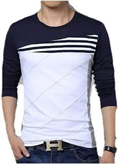 Unique Style Men's Stylish T-Shirts