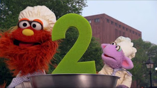 Sesame Street Episode 4305 Me Am What Me Am, murray and Ovejita Number Cookoff 2