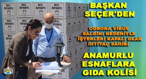 Anamur Haber, Anamur Haberleri, Vahap Seçer, Mersin Büyük Şehir Belediyesi, Sosyal Hizmetler Daire Başkanlığı Anamur Şube Müdürlüğü