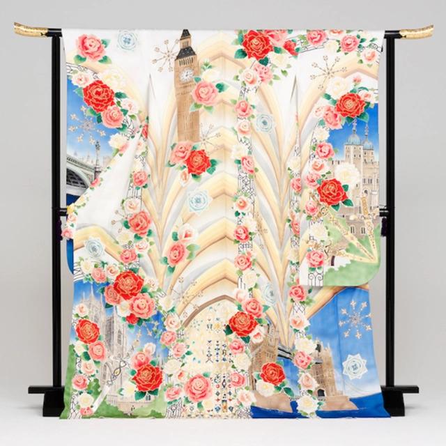 Kimono Inggris