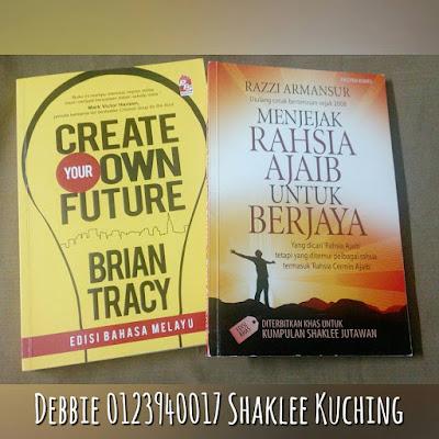 Buku motivasi terjemahan daripada bahasa Inggeris