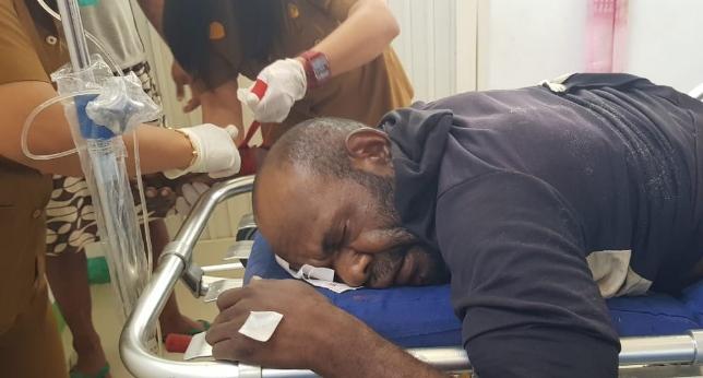 Korban Penembakan KKSB