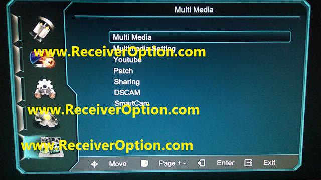 NEWSAT O2 + HD RECEIVER POWERVU KEY SOFTWARE NEW UPDATE