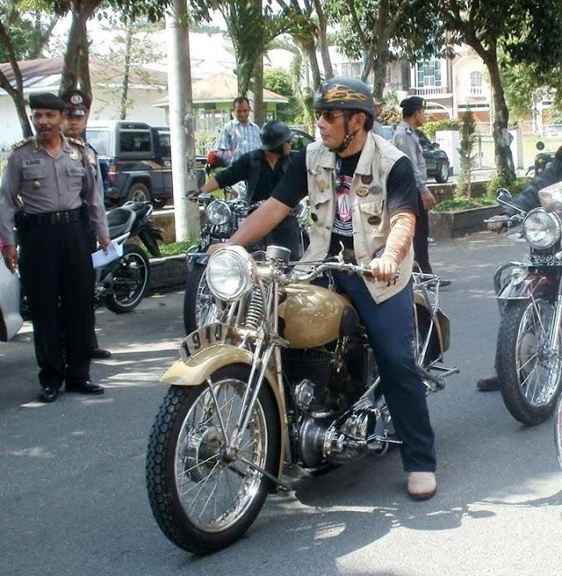 Inilah SEJARAH Sepeda Motor BSA