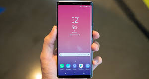 Cara Screenshot pada Samsung Galaxy Note 9 2
