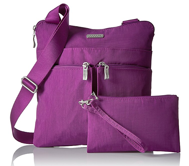 Amazon: Baggallini Horizon Crossbody only $31 (reg $68) + Free Shipping!