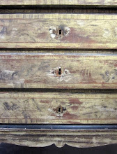 18th. centurys chest of drawers