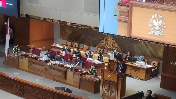 Rapat Paripurna Hari Ini, Puan Maharani dan Azis Syamsuddin Kompak Absen