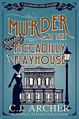 Murder at the Piccadilly Playhouse Book by Archer C. J Pdf
