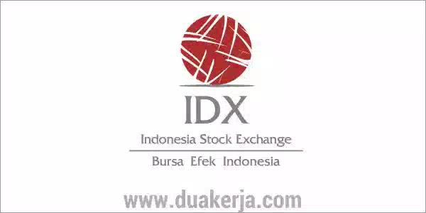 Rekrutmen PT Bursa Efek Indonesia (BEI) Terbaru 2019